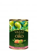 Оливки Manzanilla зеленые фаршированные лососем